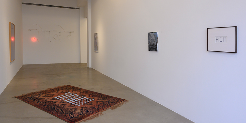 exhibition view web3